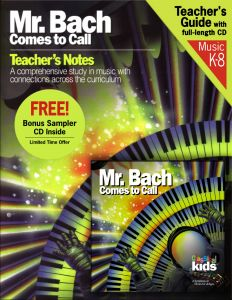 Classical Kids - Mr. Bach Comes To Call (Bundle)