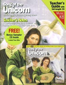 Classical Kids -Song of the Unicorn (Bundle)