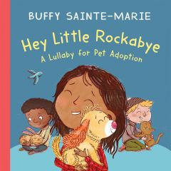 620638075326- Hey Little Rockabye (A Lullaby for Pet Adoption) - Digital [mp3]