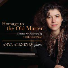 774718143327- Homage to the Old Master- Sonatas for Keyboard by Carlos Seixas - Digital [mp3]