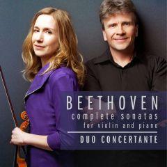 774718151728- Beethoven Violin and Piano Sonatas - Digital [mp3]