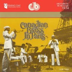 776143744827- Canadian Brass in Paris - Digital [mp3]