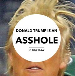 803057023424- Donald Trump Is An Asshole - Digital [mp3]