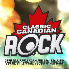 803057031429- Classic Canadian Rock - Digital [mp3]