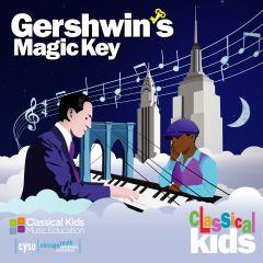 803057054121- Gershwin's Magic Key - Digital [mp3]