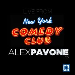 821826012462- Live From New York Comedy Club - Digital [mp3]