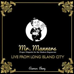 821826021464- Mr Manners Live From Long Island City - Digital [mp3]