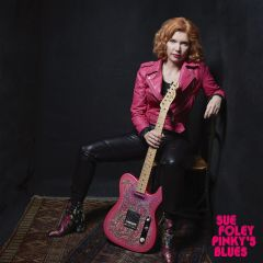 772532143028-Sue Foley-Pinky's Blues-cd