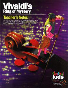 Classical Kids - Vivaldi's Ring Of Mystery (Teacher's Notes)